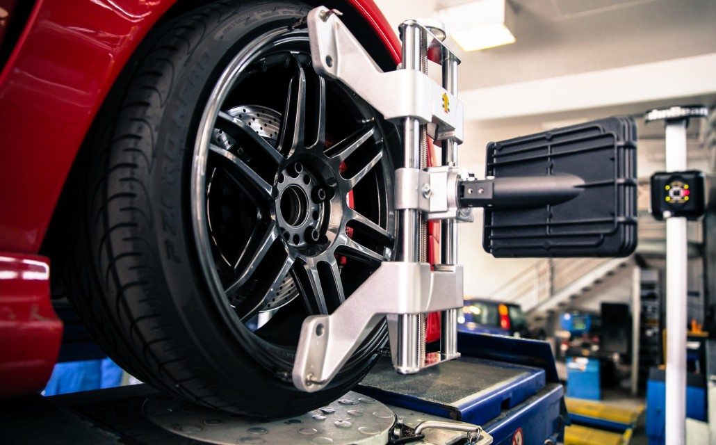 Roadwheel Tyre & Exhaust Ltd - Four Wheel Alignment