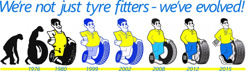 Roadwheel Tyre & Exhaust Limited - We're not just tyre fitters - we've evolved!