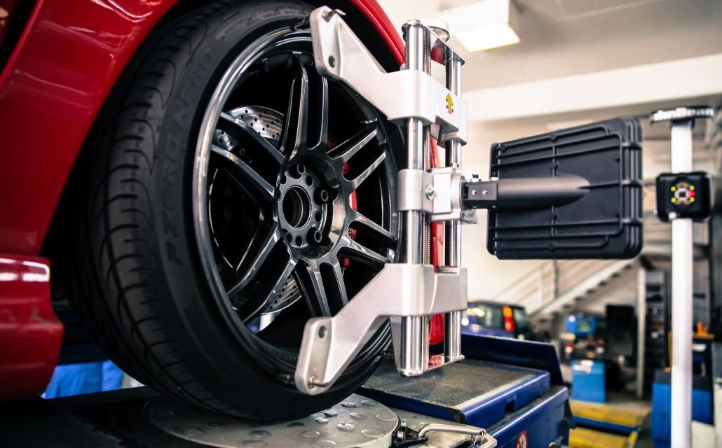 Roadwheel Tyre & Exhaust Ltd - Four Wheel Alignment